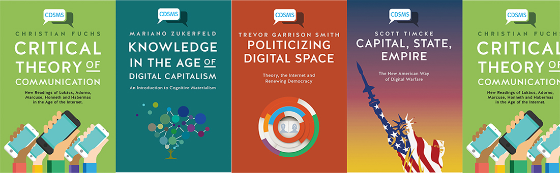 Call for book proposal submissions 2018: Critical Digital and Social Media Studies series