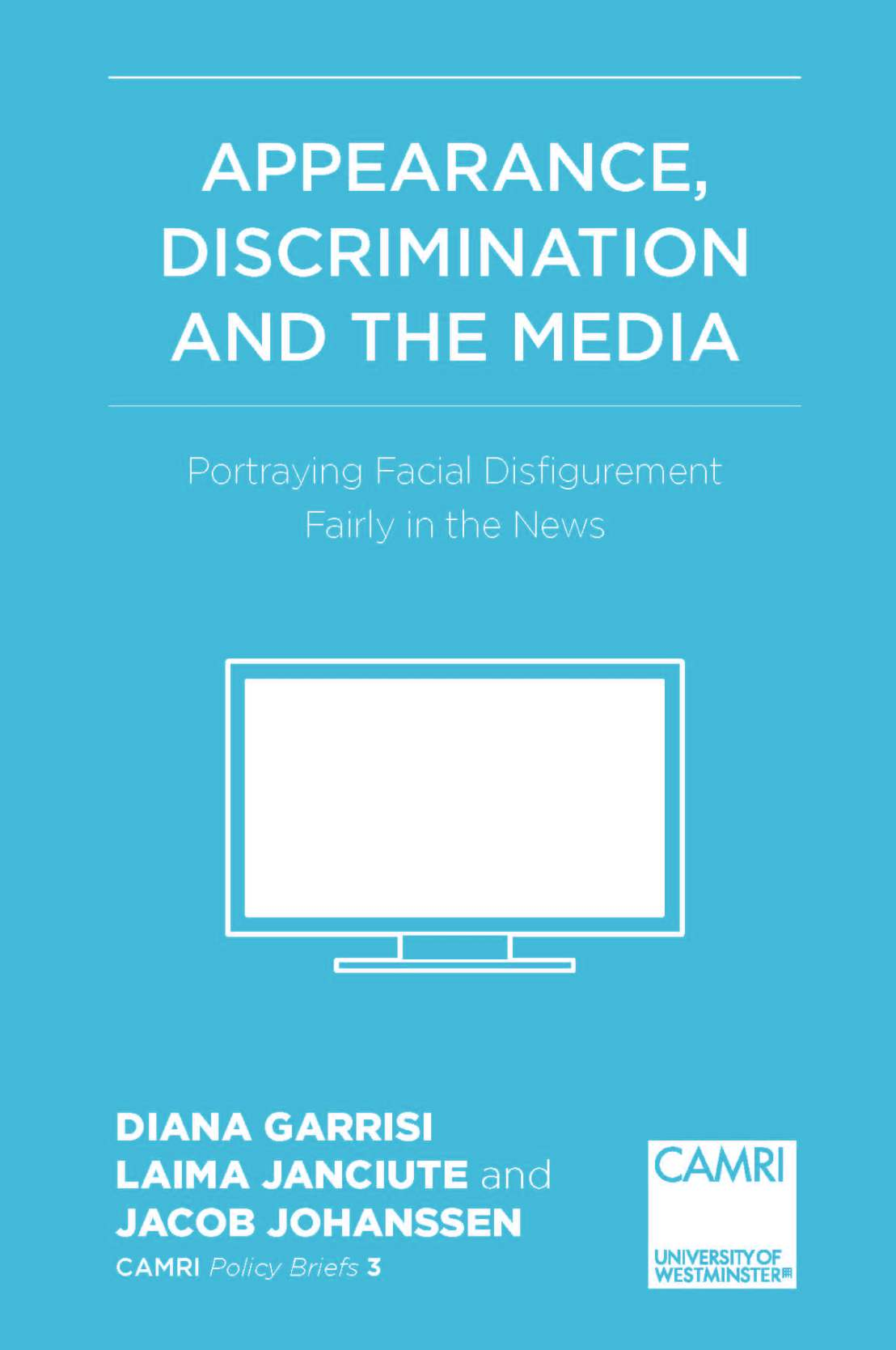 Action needed on disfigurement in media