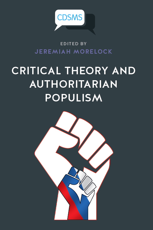 Populism Under Critical Theory's Microscope – new title.