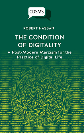 Digital … transcends the human scale: The Condition of Digitality published